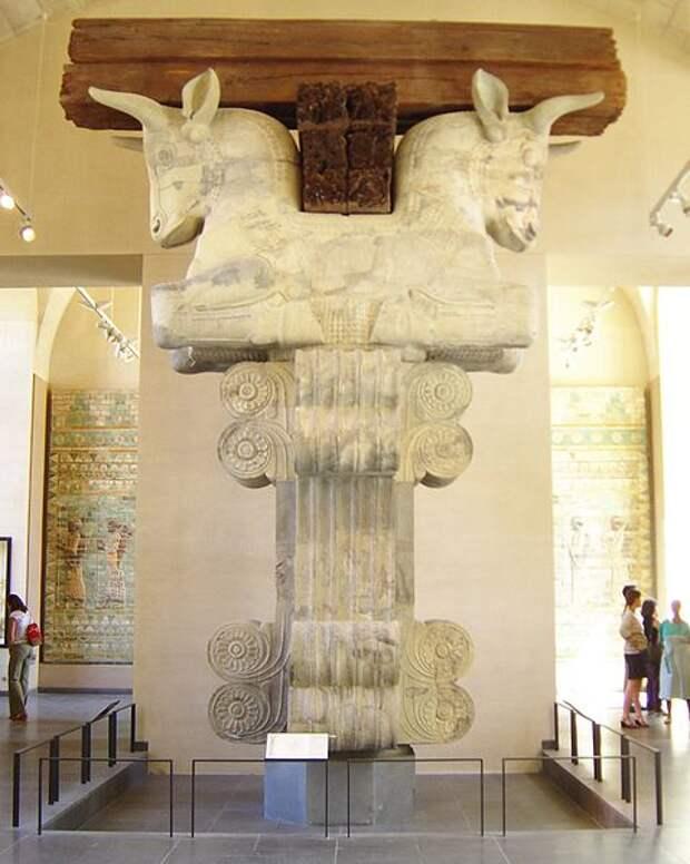 """Во """"что"""" и """"как"""" верили люди до Христианства - Мировоззрение и религия жителей Древнего Элама"""