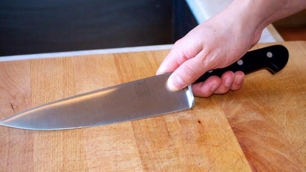 Как правильно орудовать ножом шефа