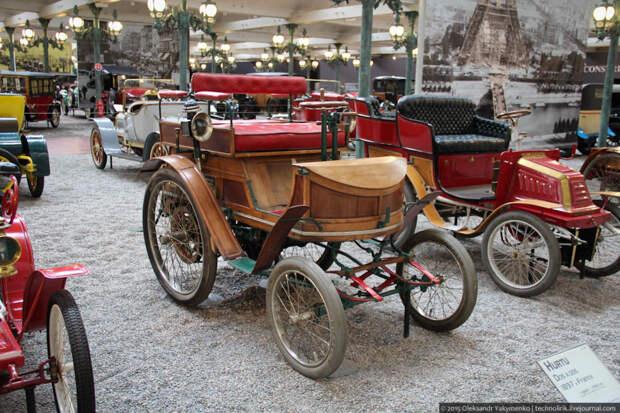 Belle Époque и автомобили