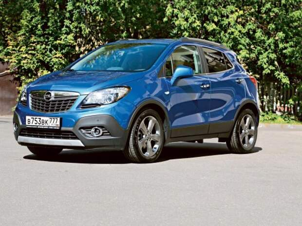 3100 км с Opel Mokka: девчонкам и мальчишкам, а также их родителям