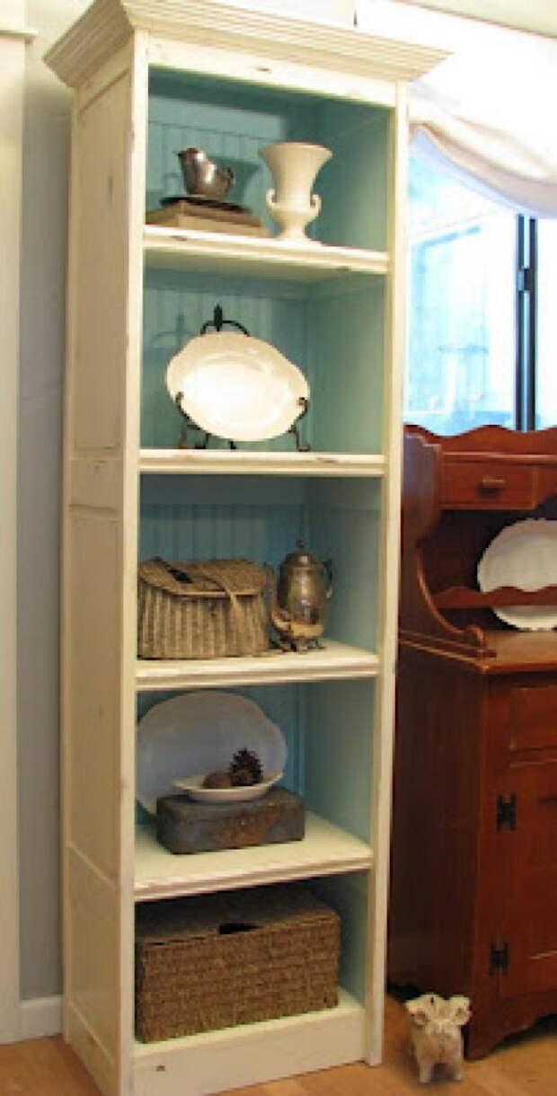 Мебель из старых дверей и дверок (подборка)