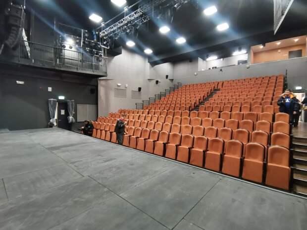 Новоселье детского театра