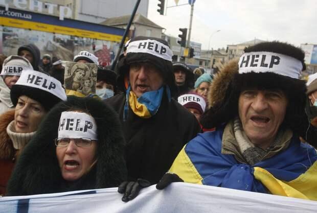То ли нужна, то ли нет: в Москве начали брезговать Украиной