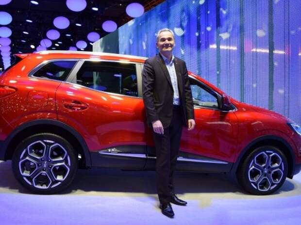 Жан-Кристоф Кюглер, Renault: «Мы ожидаем серьезных изменений на рынке»