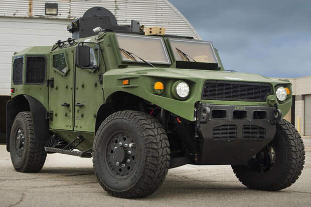 Гибридный TARDEC RST-V авто, броневик, военная техника