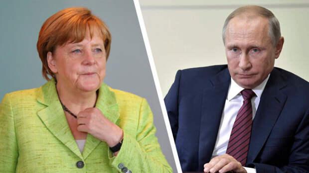 «И очень срочно». Меркель призвала освободить Навального