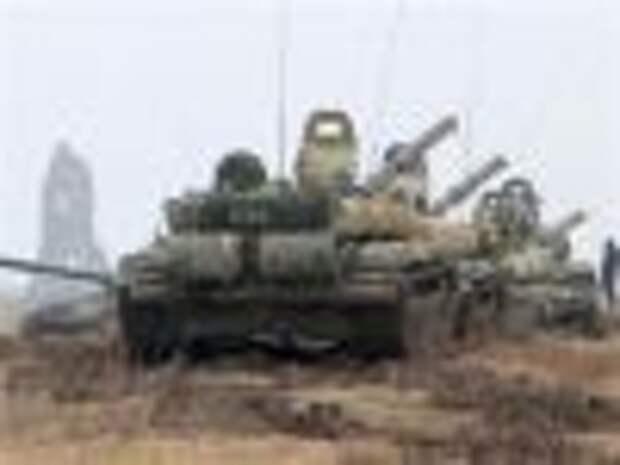 Штаб донецкого ополчения подтвердил появление у него трех танков