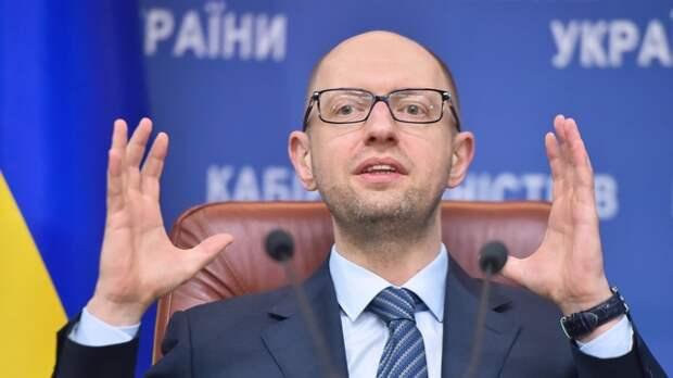 Propagandaschau: Яценюк раскрыл фашистскую сущность киевских властей