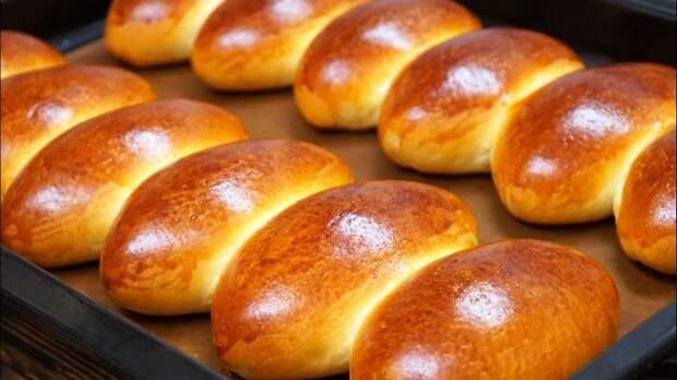 Идеальные, самые вкусные домашние пирожки как пух. Простой рецепт