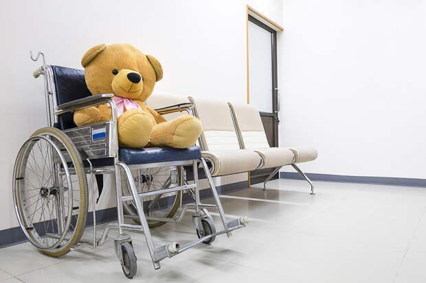 В России создали Фонд поддержки детей с тяжёлыми заболеваниями