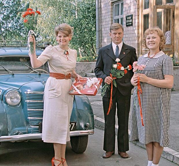 «Москва слезам не верит»: 40 лет народной любви