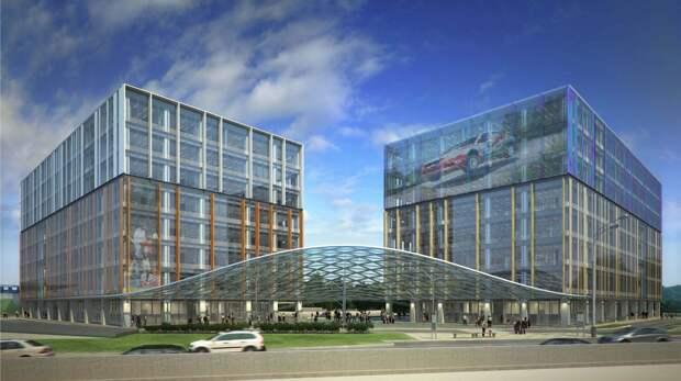 Абрамович намерен построить в Сколково деловой квартал за $550 млн