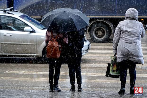 В Крыму объявили штормовое предупреждение