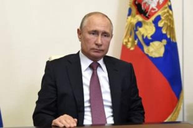 Путин пожелал паралимпийцам побед на Играх в Токио