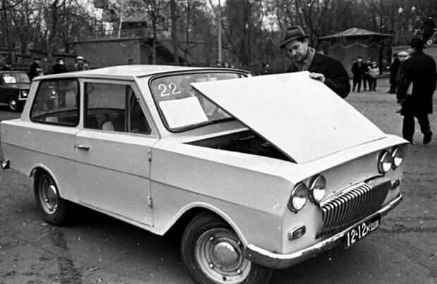 Эти самодельные автомобили существовали в единственном экземпляре