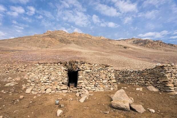 Дома ваханов Ваханский коридор, афганистан, вид, горы, природа, путешествие, фотомир