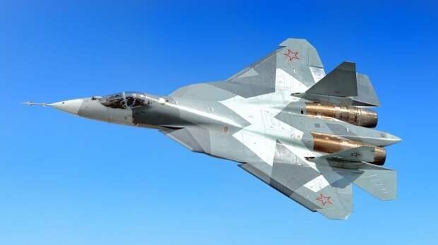Су-57 получат самый мощный двигатель в мире