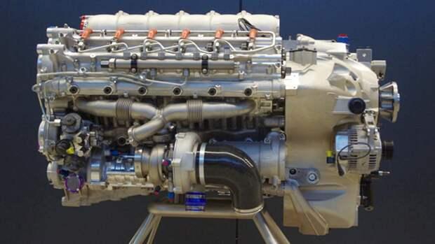 Двигатель RED A03