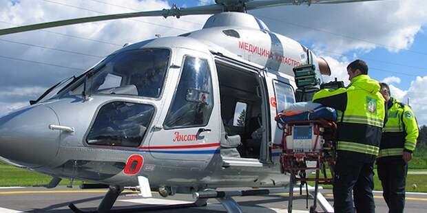 Санавиация закупает 140 вертолетов