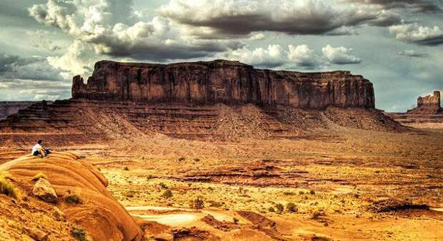 Долина монументов (США) (1)