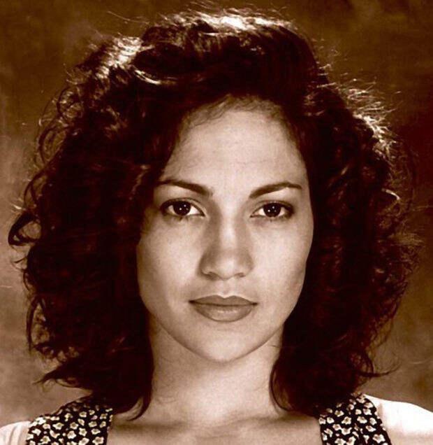 Дженнифер Лопес в 1990 году  интересно, история, фото
