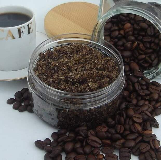 Кофейная гуща в быту и умелых руках - Сделай сам ...