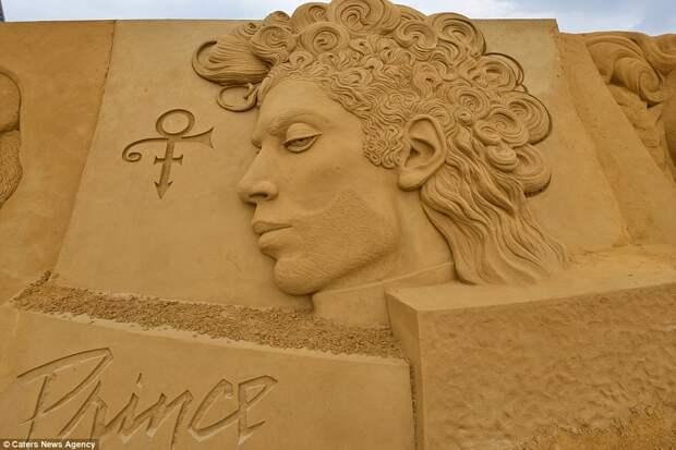 Печаные скульптуры