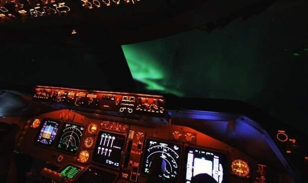 fromcockpit12 25 фотографий, сделанных пилотами из кабин самолетов