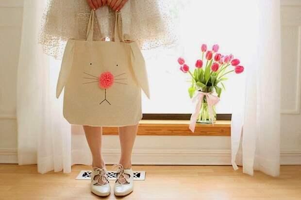 Заячья сумка