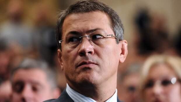 Свобода слова «под водку» Радия Хабирова?