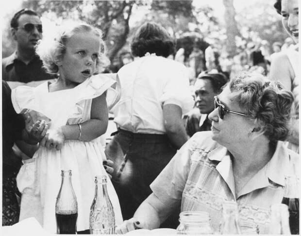 Похитительница детей, садистка и убийца Джорджия Танн