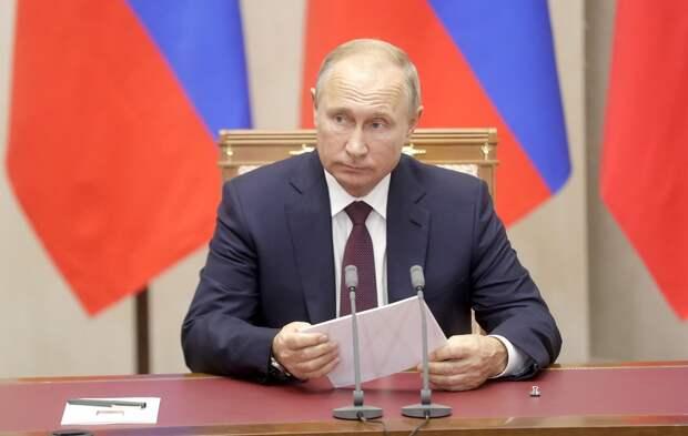 Путин подписал Указ о назначении выборов депутатов Государственной Думы