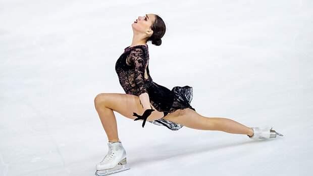 Загитова выступит последней вкороткой программе нафинале Гран-при