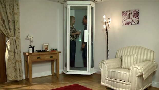 Компактный лифт - в каждый дом