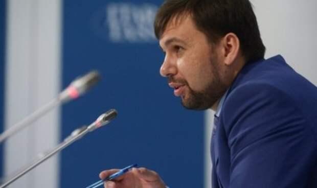 Пушилин: Киев намеренно затягивает процесс реформы конституции Украины