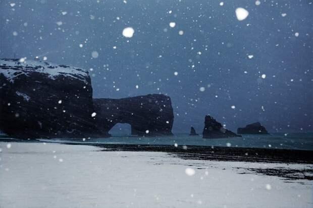 Кристофер Жакро: лаконичные пейзажи Исландии