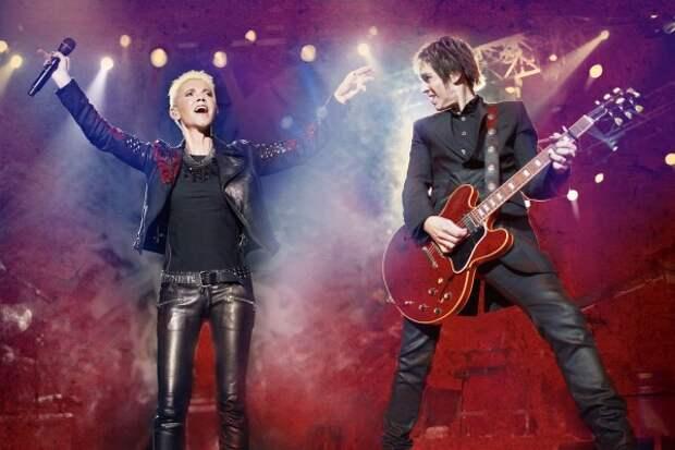 Roxette отменяет все свои концерты
