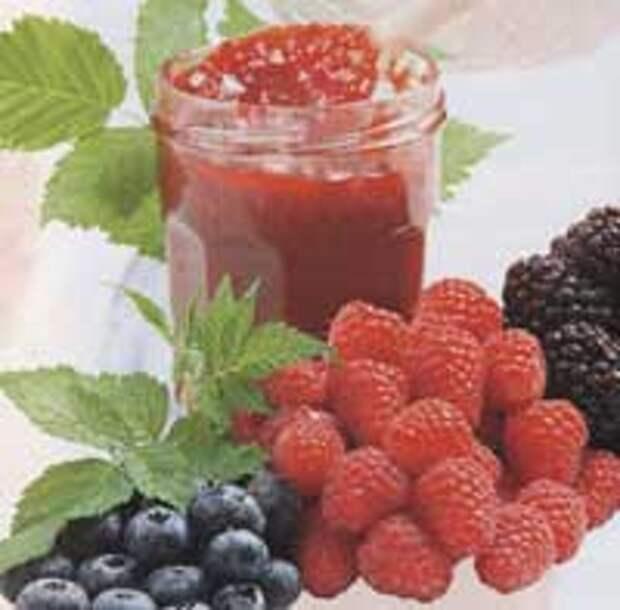 Заготовки с минимальным расходом сахара