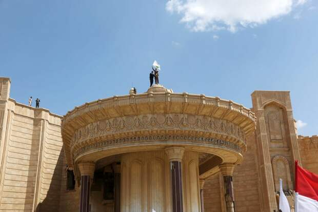 Дворец Хусейна