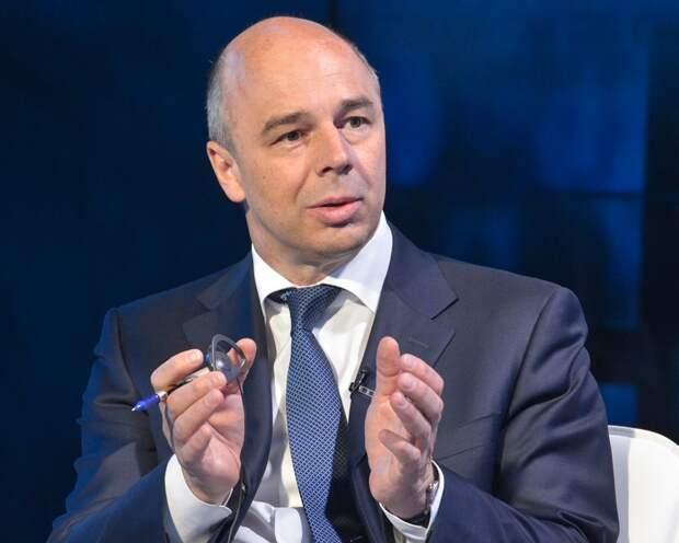 Министр Силуанов полагает, что в России самые низкие налоги в мире