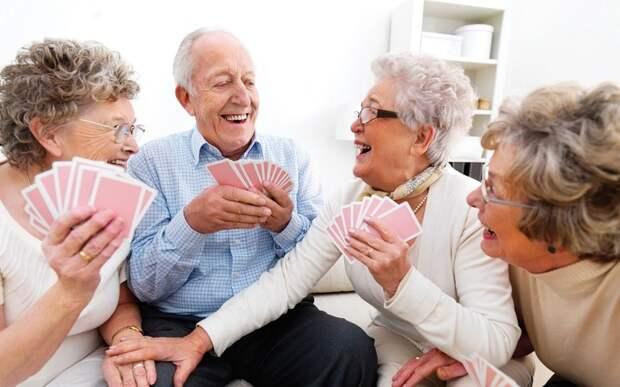 продукты для пожилых