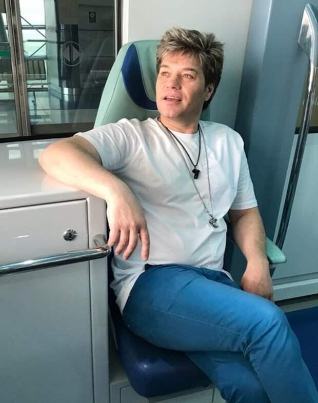 Вячеслав Жеребкин рассказал о своей первой любви