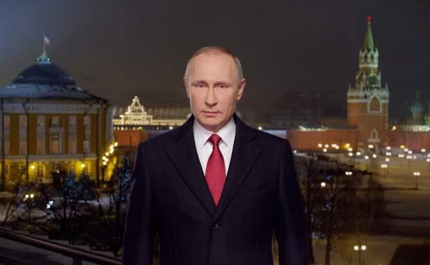 На Украине новогоднее обращение Путина стало популярнее речи Зеленского
