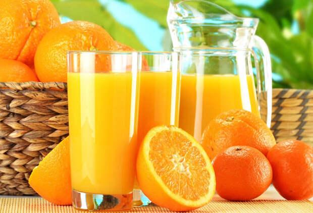 9 литров из 4 апельсинов: секретный рецепт апельсинового сока
