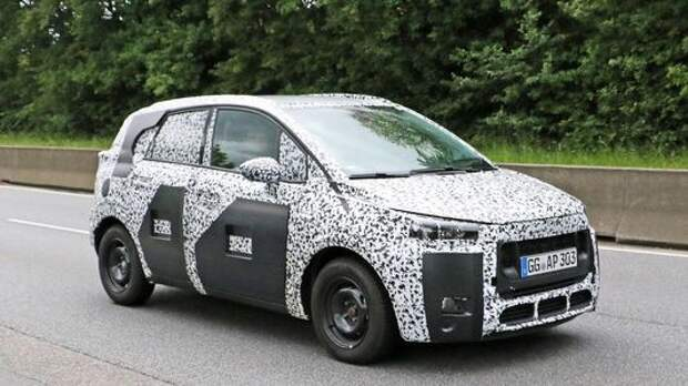 Новый Peugeot 2008 освоит немецкий