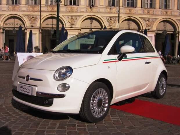 Fiat больше не позиционирует себя как массовый бренд в Европе