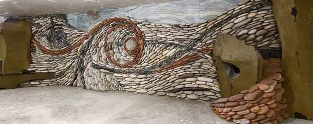 Каменный домик Наоми и Андреаса (трафик)