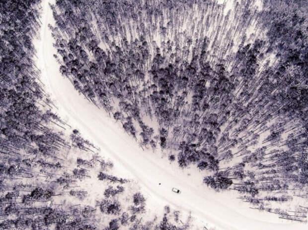 Нереальные фотографии, над эффектностью которых потрудилась сама природа