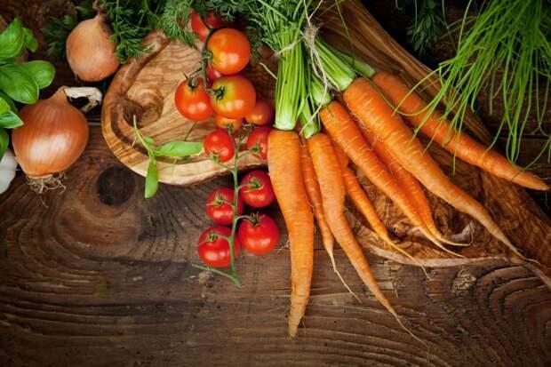 7 овощей, которые лучше не есть сырыми