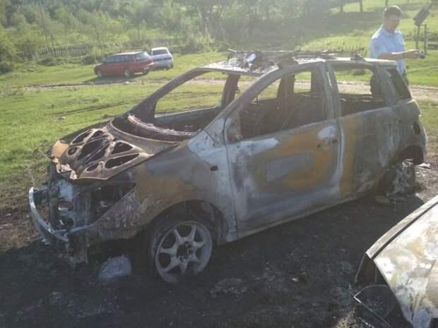 Нападение на палаточный лагерь в Севастополе